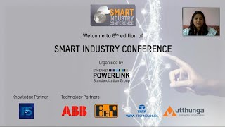 Smart Industry Conference 2021, Pune, India