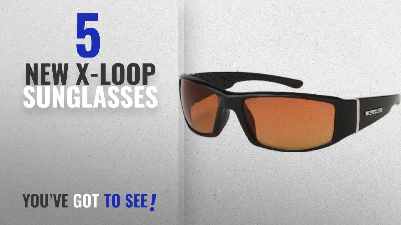 695e0da679b Top 10 X-Loop Sunglasses   Winter 2018    HD Vision Anti-Glare ...