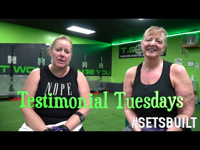 Testimonial Tuesday: Debbie & Terry