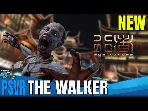 The Walker: PSVR - First impressions!!!!