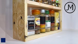 Get your spice rack from my etsy shop JMakesUK here: https://www.etsy.com/uk/shop/JMakesUK Supporting me helps me to make