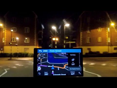 Garmin Drivesmart 61 Town Night Drive