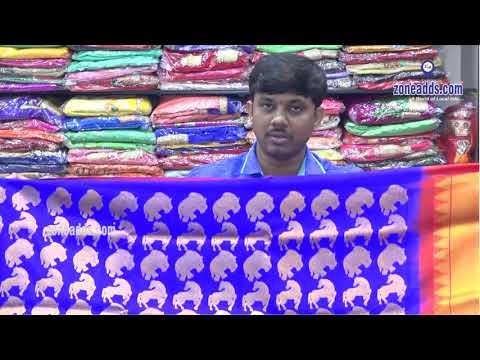 Sakhi Fashions | Fancy Sarees | Episode 1 | A.S.Rao Nagar | zoneadds.com