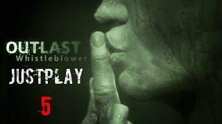 Прохождение Outlast Whistleblower № 5 (Вкрай Чокнутый Жених.Финал)