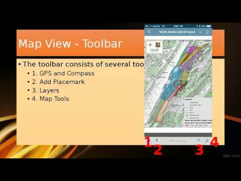 WEBINAR: Mobile Mapping - An Introduction to Avenza Maps