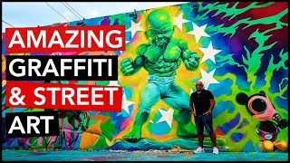 THE BEST ART IN MIAMI FLORIDA