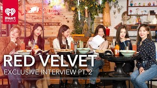 Red Velvet Answers Fan Questions And More | Exclusive Interview