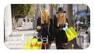 Heidi geht gross shoppen mit Jacqui   Germany's next Topmodel Highlights   ProSieben