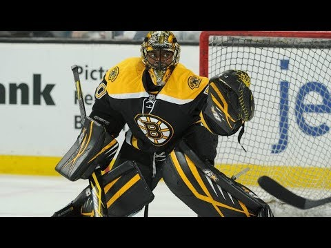 Malcolm Subban Former Boston Bruins Goalie To Start For Vegas Golden Knights Sunday Against Old Te