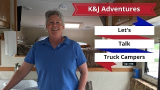 Introduction to Truck Campers