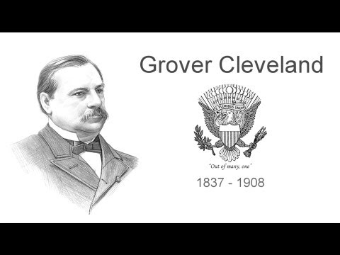 Grover Cleveland ***