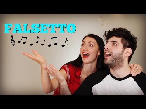 Sing Falsetto: Exercises for the MALE VOICE