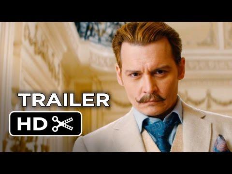mortdecai official teaser trailer 1 2015 johnny depp gwyneth paltrow movie