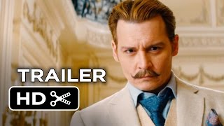 mortdecai official teaser trailer 1 2015 johnny depp gwyneth paltrow movie hd