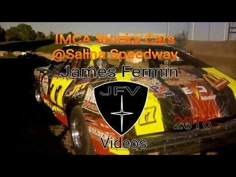 IMCA Stock Car Feature #2, Salina Speedway