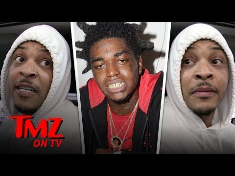 T.I. Gives Warning To Kodak Black After His Lauren London Comments | TMZ TV