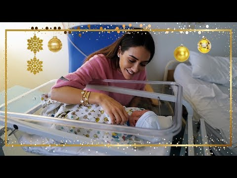 My Sister Gives Birth In #Vlogmas1 | Tamara Kalinic