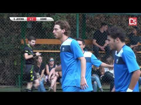 Calcio a 5, Serie C1: Sporting Juvenia - Albano, highlights