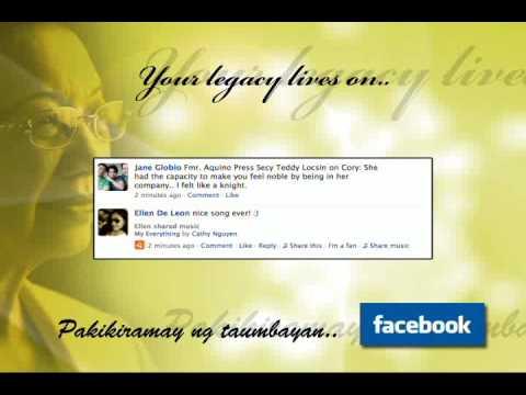In memoriam: President Corazon Aquino [3]