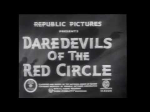 Carole Landis Daredevils Of The Red Circle 1939