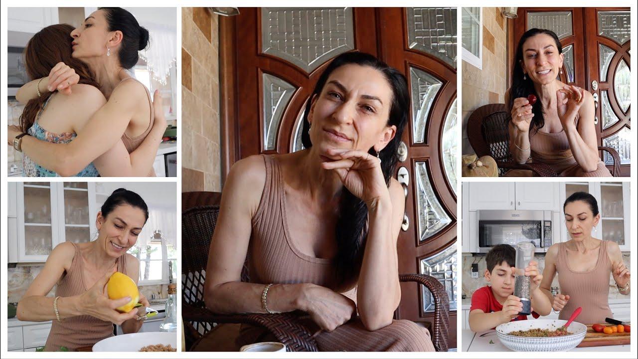 Ангел Хранитель - Секретный Табуле - Кулинарный Выпуск - Эгине - Семейный Влог - Heghineh Vlogs