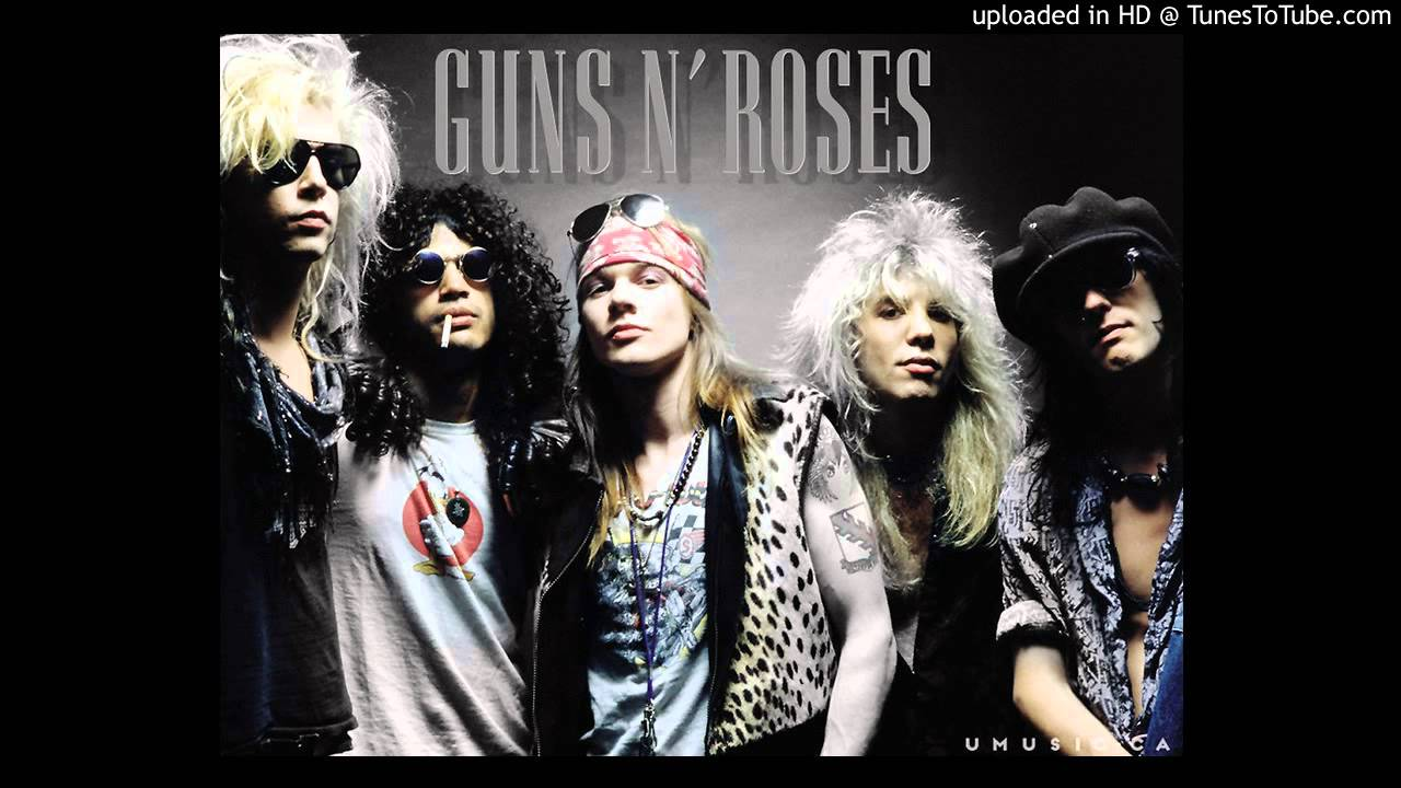 Guns N' Roses - Sweet Child O' Mine [Drum Backing Track ...