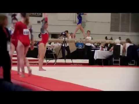Gymnastics Mississauga - Senior Girls Retirement Tribute 2014