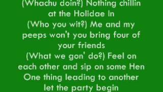 Download Chingy- Holiday Inn (Ft Snoop Dogg) Lyrics MP3 song and Music Video