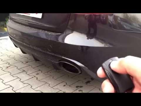 Audi RS4 Sound