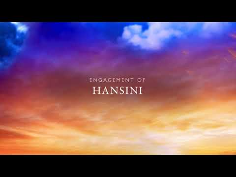 Charming Of Hansini Engagement Day From BRIDAL BY SUBHASH
