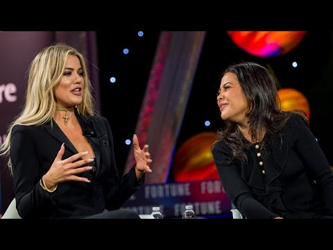 Watch Our Full Conversation with Khloe Kardashian and Her Business Partner Emma Grede | Fortune