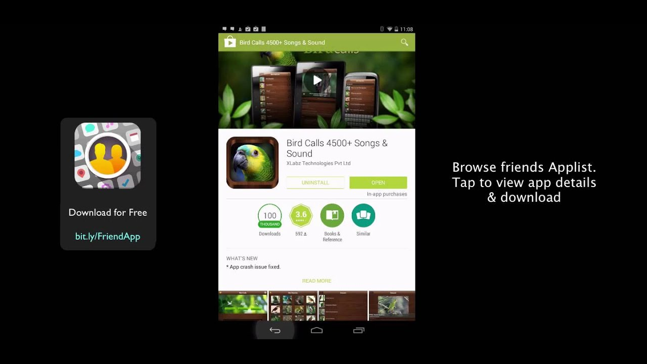 Friends App for Android - Find Friends App - YouTube