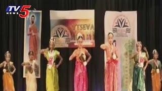 VT Seva Organized Vasanstham-2017 Program Held Grandly in New Jersey | TV5 News