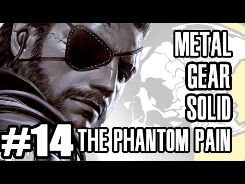 Best Friends Play Metal Gear Solid V - The Phantom Pain (Part 14)