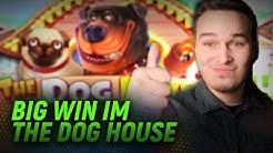 Unglaublich! Zwei Boni hintereinander in einem Online Casino! BIG WIN im THE DOG HOUSE! Live slots