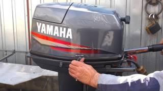2006 Yamaha 25 hp outboard motor 2 stroke (dwusuw)