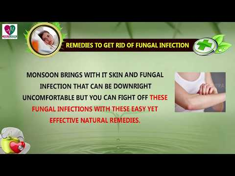 Remedies to Get Rid of Fungal Infection During Monsoon    Health Sutra - Best Health Tips