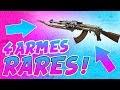 4 ARMES CACHÉES DANS GTA 5 ! - Astuce