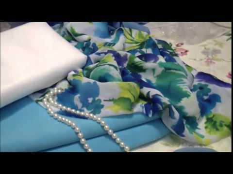 0 - З якої тканини зшити плаття?