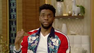 Chadwick Boseman on