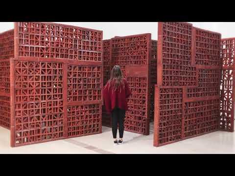 Centro Botín-Exposición Cristina Iglesias
