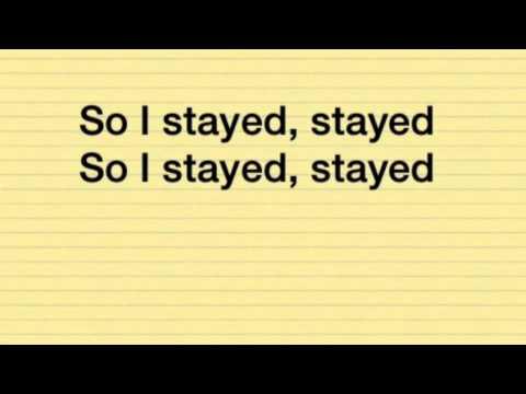 Kygo - Stay ft. Maty Noyes