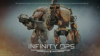 New mobile game Infinity Ops: Online FPS Gameplay