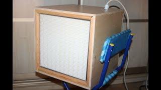 O'zini-o'zi qildi purifier HEPA filtri asoslangan havo H13