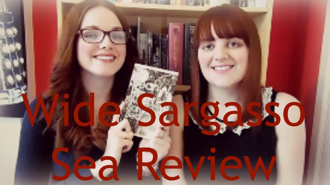 Wide Sargasso Sea Review  Twopapergirls  Youtube