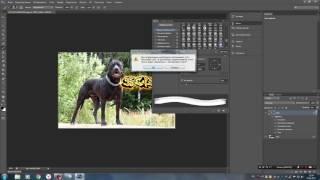 Как подписывать фото в Photoshop cs6.+ Подборка цвета