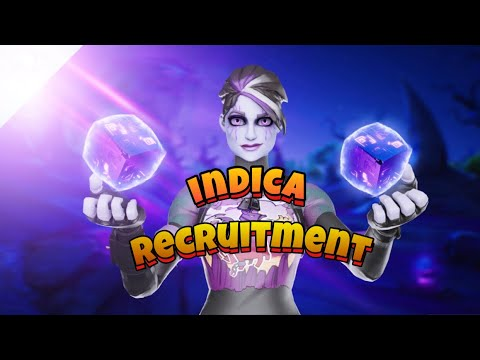 Looking For A Fortnite Team!  Join Team Indica
