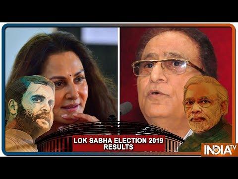 Lok Sabha Election Results 2019 LIVE   Jaya Prada Leads In Rampur