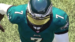 FLASHBACK MICHAEL VICK RUNNING ALL OVER THE PLACE! - Madden 16 Draft Champions Gameplay