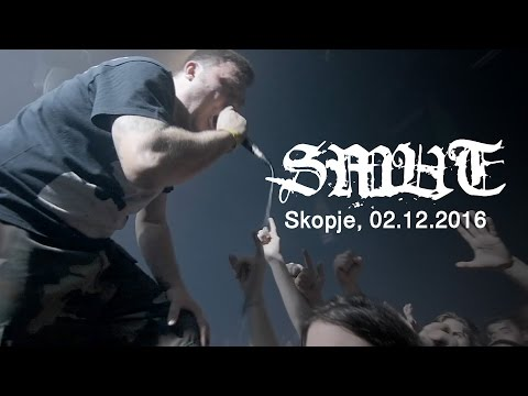 SMUT - 20th Anniversary show / Skopje, Macedonia, 02.12.2016